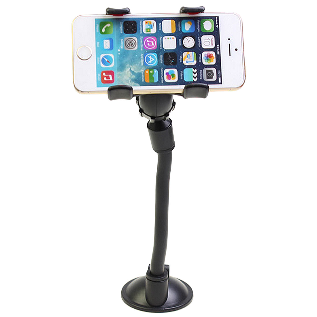 Dewtreetali Hot Sale Mobile Phone Mount holder with suction cup Multi-angle 360 Degree Rotating Clip Windshield Smartphone Car H h05 360 degree rotation suction cup holder w c46 mini back clip for iphone 4 4s 5 black