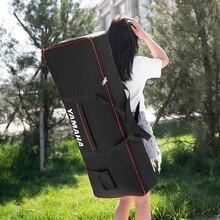 Профессиональный 61 Ключ Универсальный инструмент клавиатура сумка утолщенная Водонепроницаемая электронная пианино чехол для электронных