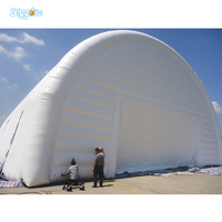 Giant Modern Air Inflated Tent Huge Outdoor Tents