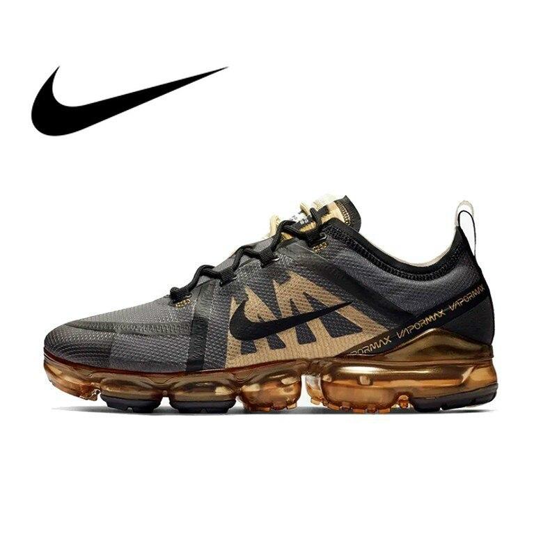 Chaussures de course Nike Air VaporMax 2019 pour hommes chaussures de Sport en plein Air confortables chaussures de Sport de Designer athlétique AR6631-002