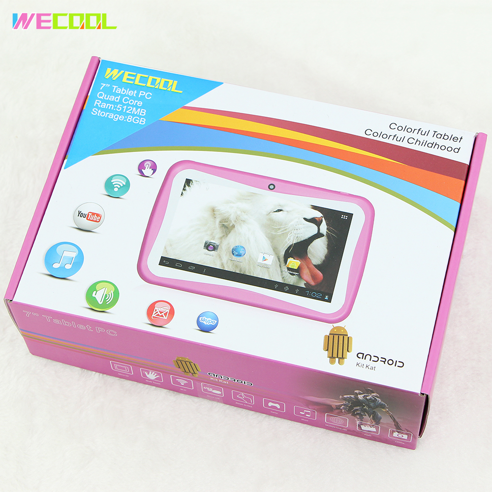 7 Zoll Wecool Kinder Geschenk Tablet Pc 8 Gb Quad Core