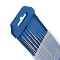 Hot Sale 2 Lanthanated WL20 TIG Welding Tungsten Electrode 2 4mmx150mm 10pcs Pack AWS LA 2