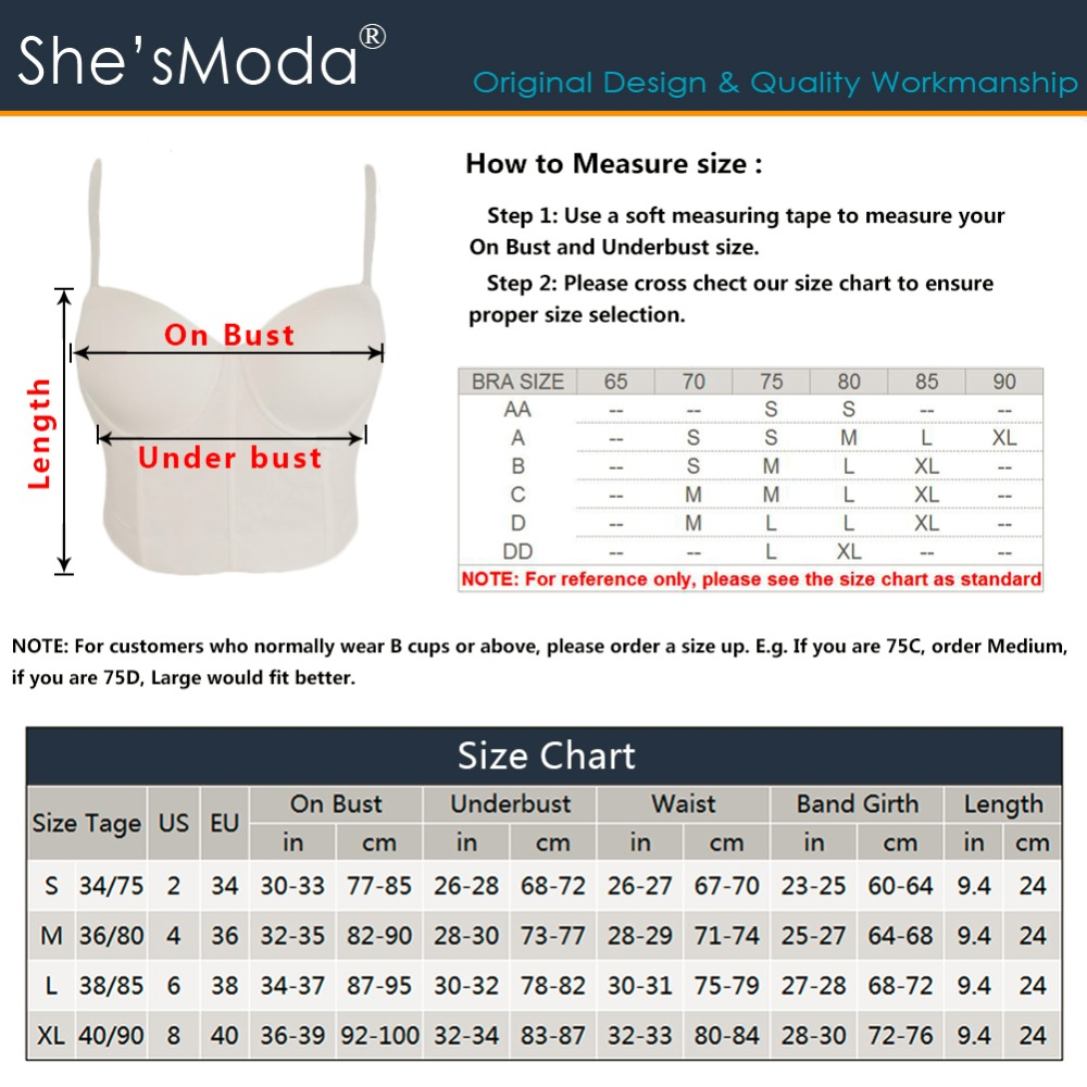 28383c56e3 She sModa Color Rhinestone Bead Pearls Bustier Push Up Wedding Bralette Women s  Bra Cropped Top Vest Plus Size-in Camis from Women s Clothing on ...