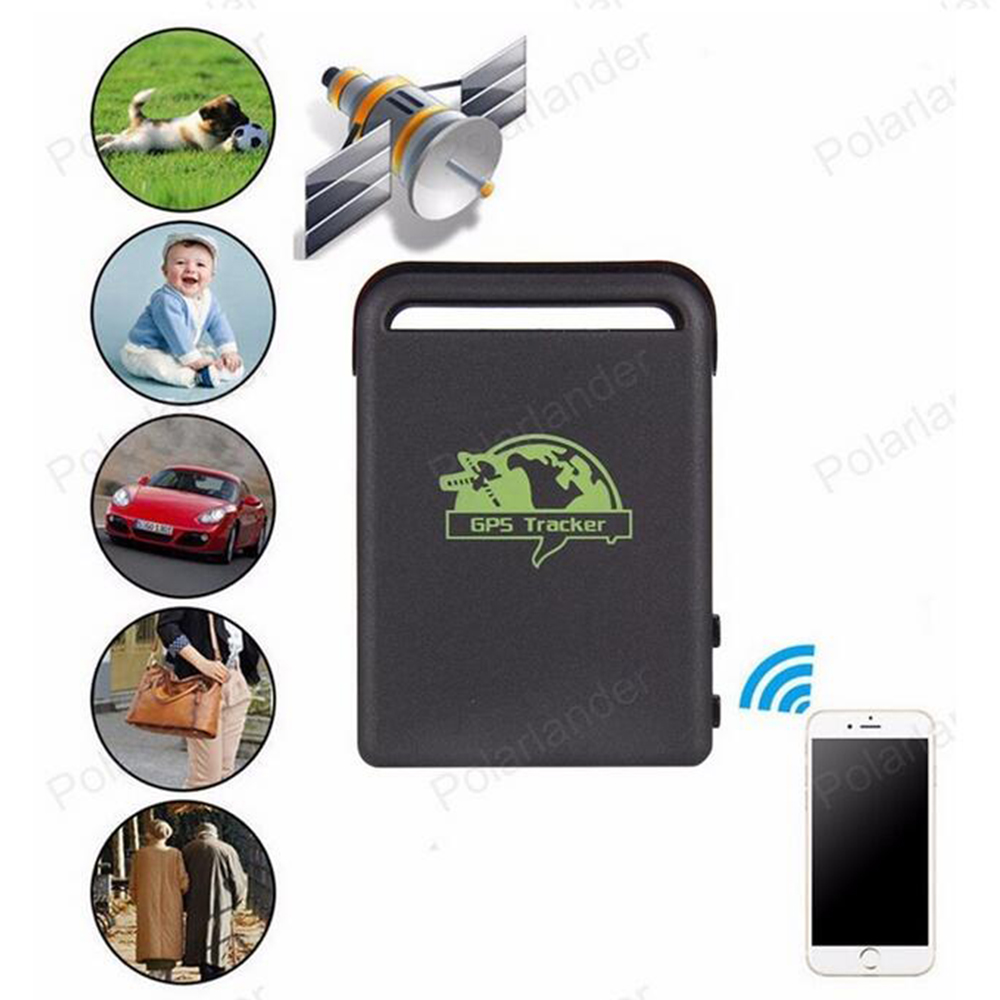 GPS tracker Locator car Quad-Band GSM / SMS/ GPRS real-time location Remote Control Person Tracker Universal