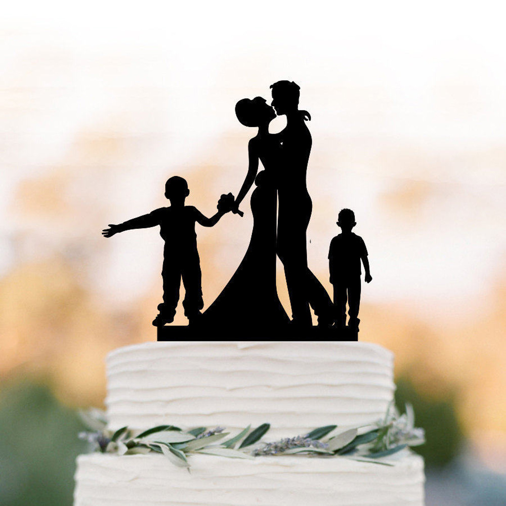 Top 9 Most Popular Funny Wedding Cake Topper Bride And Groom List And Get Free Shipping Unetlaau 86