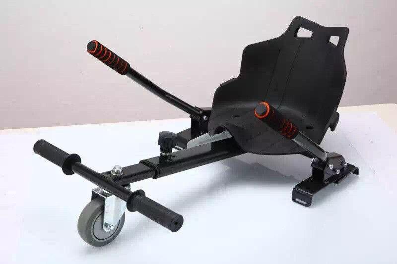 HoverSeat Hoverkart pour 6.5, 8, 10 pouces hoverboard accessoires scooter électrique intelligent Karting Karting Kart pour adultes enfants