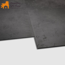 SPC lock flooring black imitation marble texture formaldehyde-free, wear-resistant, waterproof and skidproof home commercial