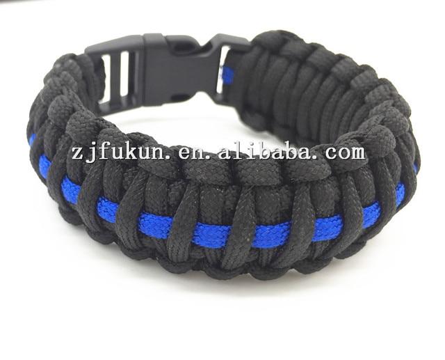 Different Weave Ways 7 Strands King Cobra Fishtail Cobra Weaving Handmade 550 Paracord Survival Bracelet
