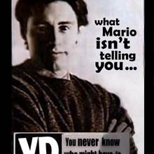 Mario no diciendo amigos Temporada 1 (1994) póster vintage retro lienzo cuadro adhesivo para pared arte hogar Decoración regalo