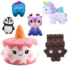 ebac9be40 Compra squishy 10cm unicorn y disfruta del envío gratuito en ...