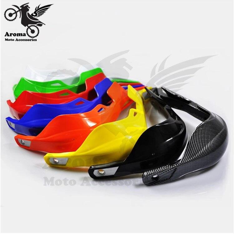 7 couleurs disponibles motocross tout-terrain moto garde-mains 22mm pièces de moto garde-main accessoires de moto motocross ATV