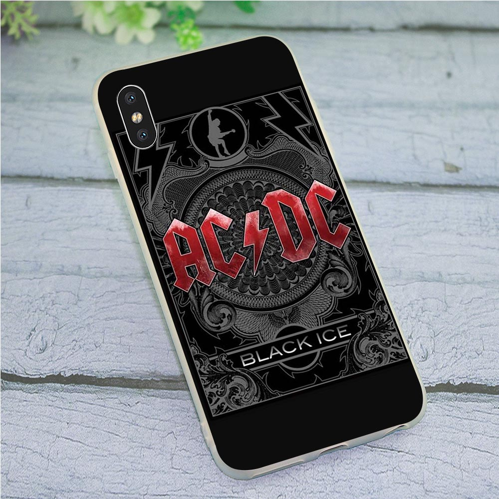 cover iphone 5 ac dc