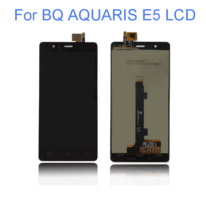 LCD Display +Touch Screen Assembly For BQ Aquaris E5 HD 0759 Replacement