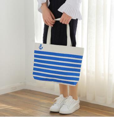 2018 ALOHAKIM nouveau sac à main en toile sac à main mode coréenne portable sac à main