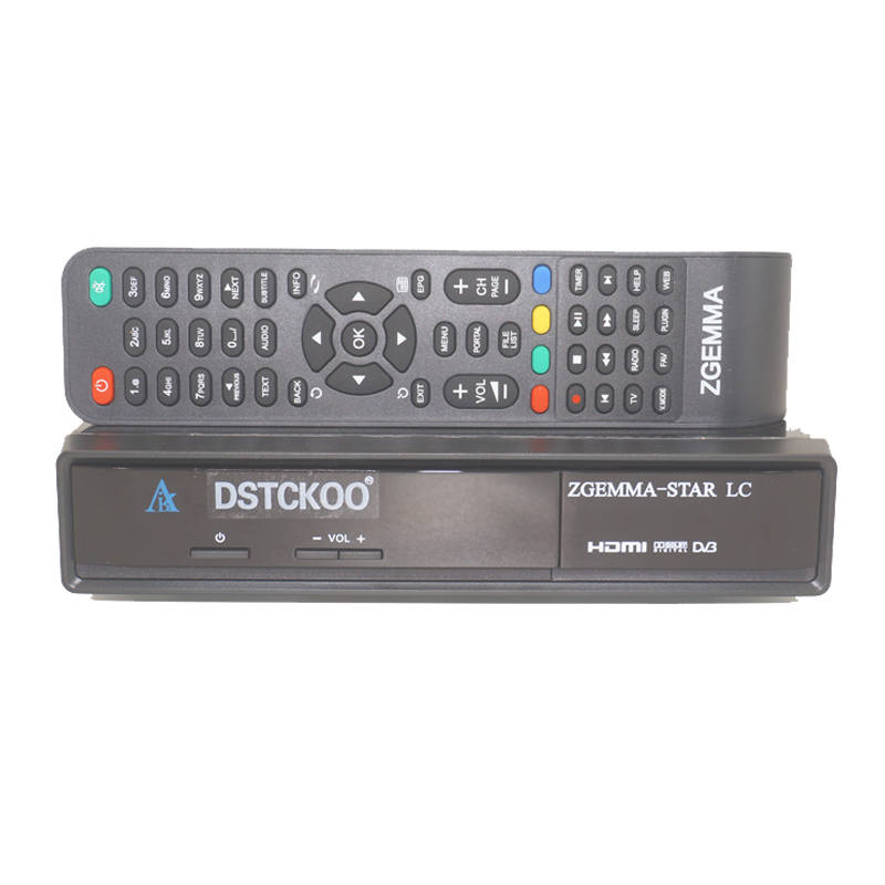 2018 Newesrt Singapore starhub tv box Zgemma star LC DVB-C Linux Enigma 2 3D 2xUSB pvr high-end tv box stable better than v9 v8 н р 3 пр з пляски