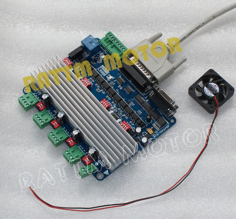 Buy 4 axis cnc controller tb6560 stepper for Cnc stepper motor controller