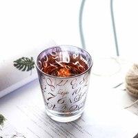 Creative Wine Mug Coffee Cup Beer Mugs Drink ware Crystal Glass Bar Whisky Glasses Transparent Cold Drink Tea Bar Supplies 1pcs