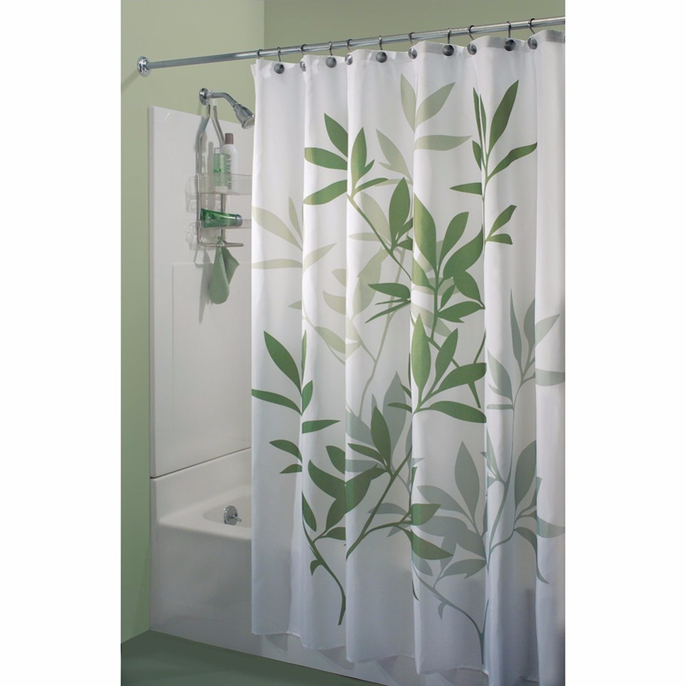 Blue curtains for bathroom - Light Blue Shower Curtains For Bathroom