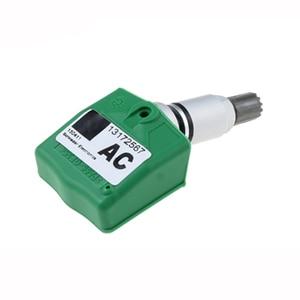 Image 4 - 4 יח\חבילה חדש צמיג לחץ ניטור חיישן TPMS עבור אופל אסטרה H Vectra C Zafira B 2004 2009 13172567 433 MHZ