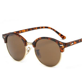 DCM Hot Sunglasses Women Popular Brand Designer Retro Men Summer Style Sun Glasses 7