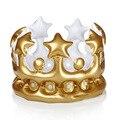 Надувные Корона Дети Birthday Party Шляпы Завышенные Инструменты Косплей Реквизит Дети Лучший Подарок Партия Выступает Классический Toys TD0064
