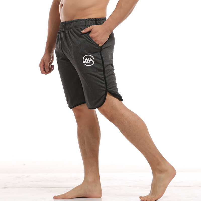 Strong-Willed Men Shorts Loose Short Trousers Casual Calf-length Jogger Mens Beach Water Shorts Sweatpants Fitness Man Workout Cotton Shorts Men's Clothing