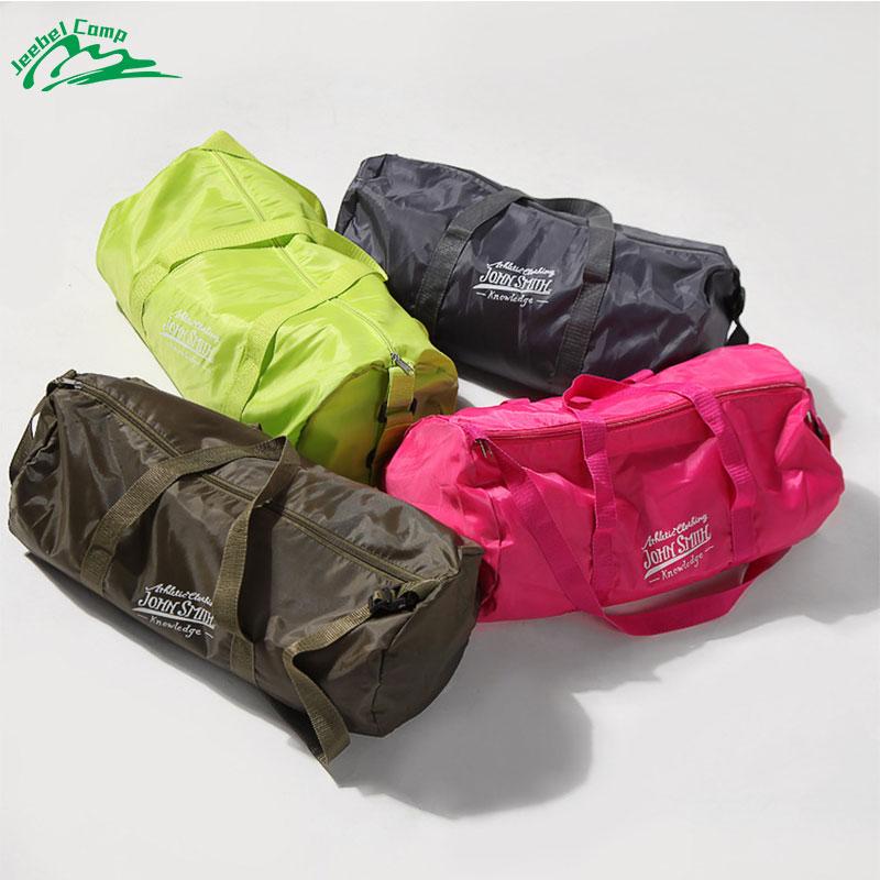 Иезавель спортивная сумка Водонепроницаемый Сверхлегкий складной открытый спортивная сумка Йога Бег Кемпинг обучение футбольного Баскетбол путешествия