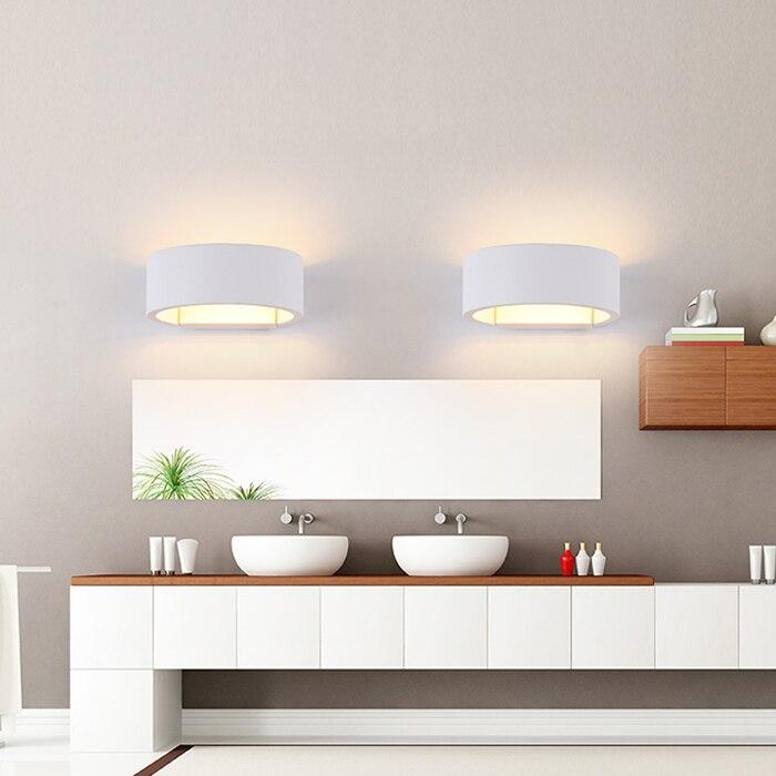 Ժամանակակից լուսավորված պատի լամպ - Ներքին լուսավորություն - Լուսանկար 2