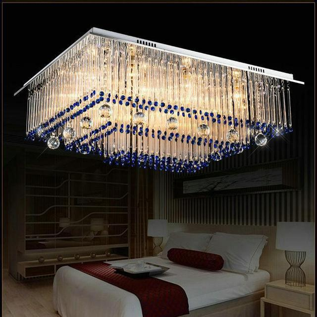 Decorative Lighting Fixtures aliexpress : buy luxury modern chandelier ceiling home