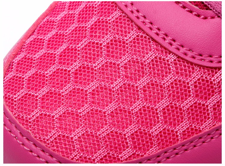 Slimming Shake shoes Women Fashion Breathable Mesh Casual Shoes Spring Summer Lace Up Women Swing Shoes Platform Trainers YD52 (29)