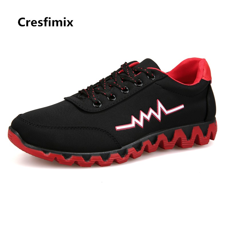 Hombre c d De Up A2734 Exterior Lace Hombres Zapatillas Otoño Calidad Transpirable Moda Alta Cresfimix Primavera Entrenador Zapatos Masculino b Y A Rw61Bwgx