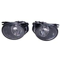1 Para Przednie Lampy Jazdy Światła Przeciwmgielne Dla Audi A6 C5 S6 Quattro 2002-2005//
