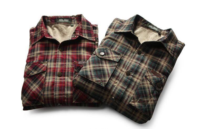 winter plaid shirts (6)