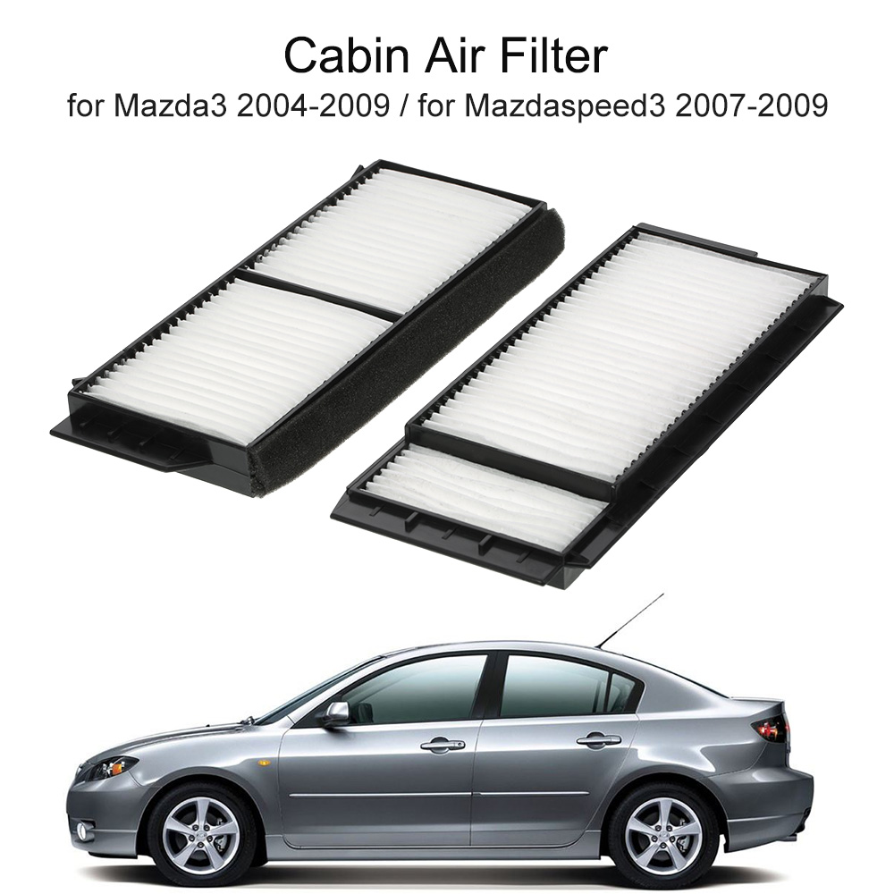 hight resolution of cabin filter bp4k 61 j6x for mazda3 2004 2009 for mazdaspeed3 2007 2009 in air intakes from automobiles motorcycles on aliexpress com alibaba group