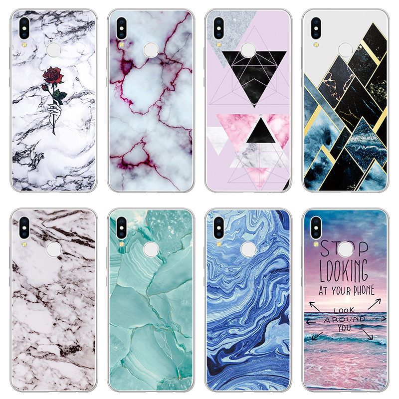 Soft Case for Fundas Huawei Honor 7A Pro G7 G8 4C 5C 6C 7C