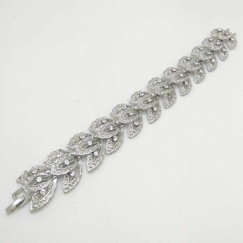 ממלכת MA ניגרי חתונה אפריקאית חרוזים תכשיטי סט נשים כסף מצופה סט תכשיטים אפריקאי דובאי תכשיטי סטים