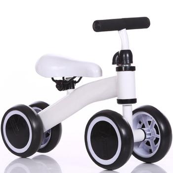 Dziecko rowerek biegowy naucz się chodzić uzyskać równowagę sens nie pedał karuzele dla dzieci maluszek niemowlęcy 1-3 lat rowerek dziecięcy na trzech kółkach rower tanie i dobre opinie Cztery Z tworzywa sztucznego as picture 2-4 lat Unisex Ride on