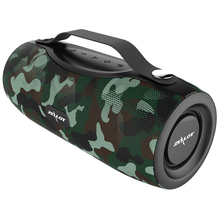 ZEALOT S29 Portable Bluetooth Speaker Boom Bass Subwoofer FM Radio Wireless Outdoor Speaker+Power Bank+Flashlight TF card Player outdoor high power wireless bluetooth speaker portable charging cannon bass subwoofer for dust proof tf card fm radio speakers