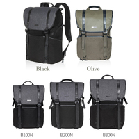 Benro Novelty B100 B200 B300 Professional Backpack Waterproof Laptop Backpack DSLR Camera Bag Protection Type Digital Camera Bag
