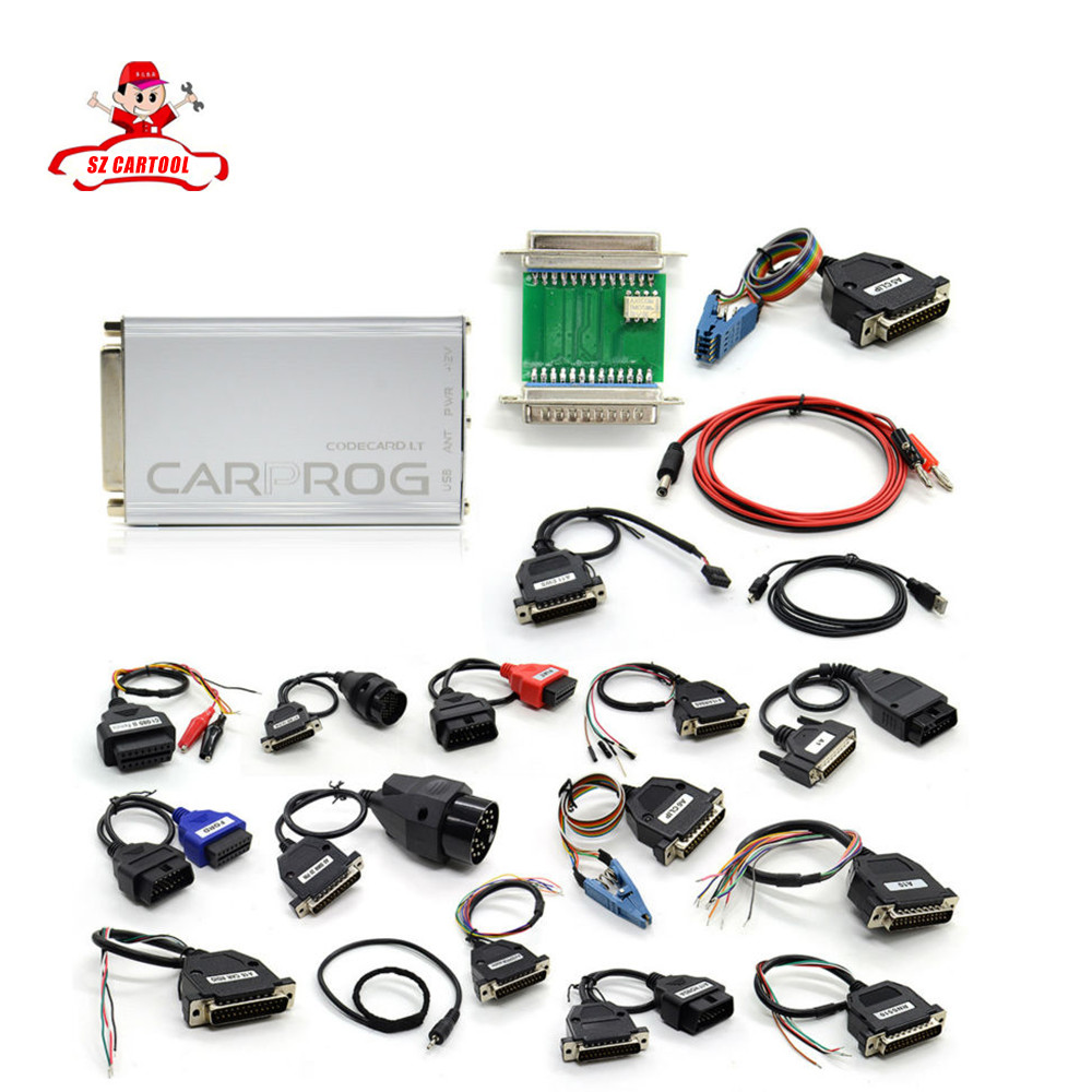 ФОТО 2016 Newly Carprog v9.31 Main Unit Brand Quality Diagnostic Tool Carprog v9.31 ECU Chip Tunning Carprog main Unit Carprog