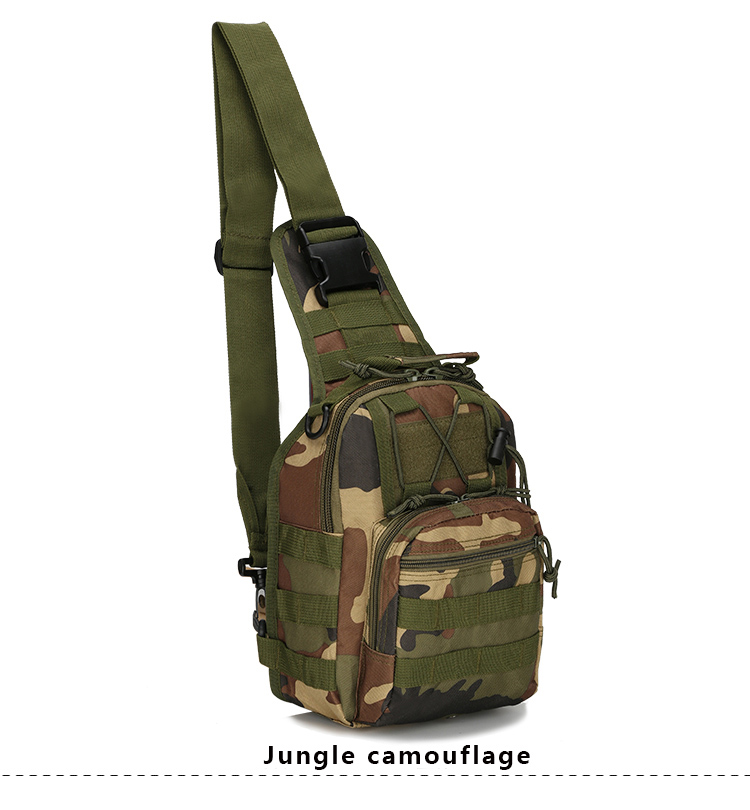Camouflag First Aid Kits Sports Military Bag Climbing Backpack Shoulder Tactical Emergency Kit Hiking Camping Hunting Daypack