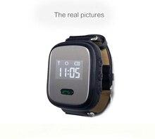 Date étanche gps Téléphone montre smart watch Q60 avec sim SOS GPS LBS wifi Anti défaut D'alarme pour Vieil homme Enfants montres