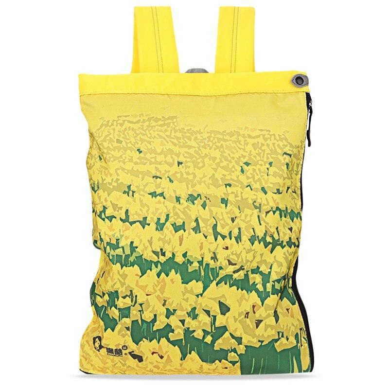 Water Resistant Carpet Raincoat Backpack Waterproof Oxford
