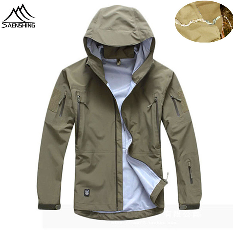 Popular Waterproof Military Jacket-Buy Cheap Waterproof Military ...