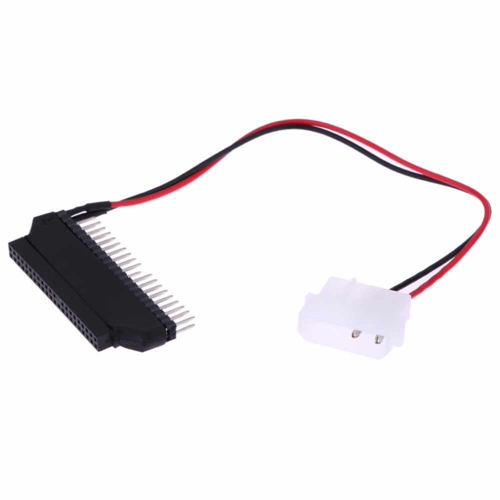 High Quality Adapter Hard Disk Drive IDE 3.5 to 2.5 Laptop Convertor Card  Power Cable 17cm for 2.5 inch Hard Disk compactflash cf card to ide hard disk adapter card ide 40