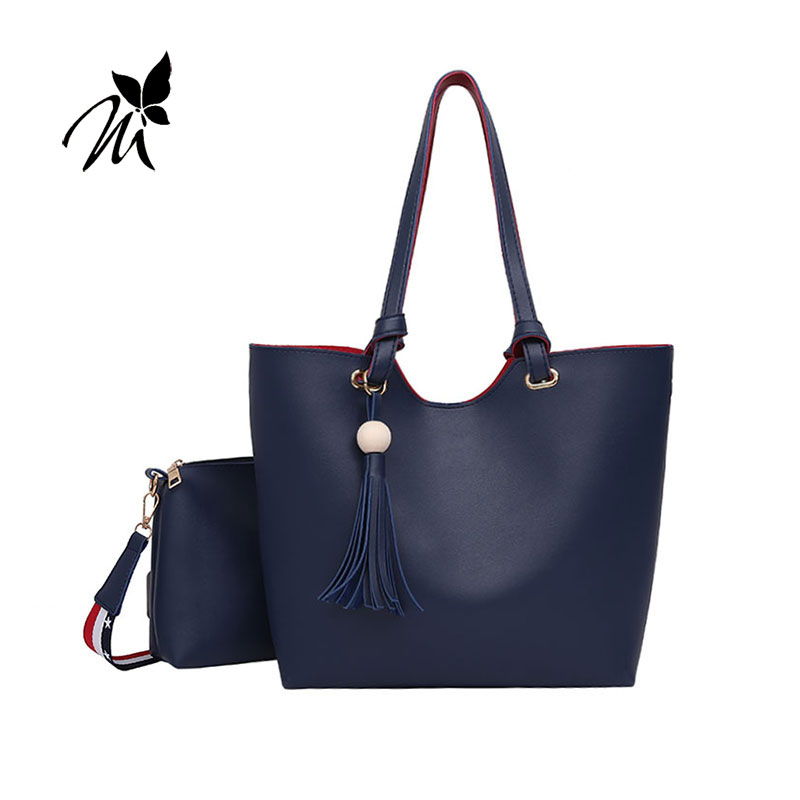 Big bag 2017 new tide han edition atmosphere best Mr Bill of lading shoulder worn handbag fashion high-capacity lash package
