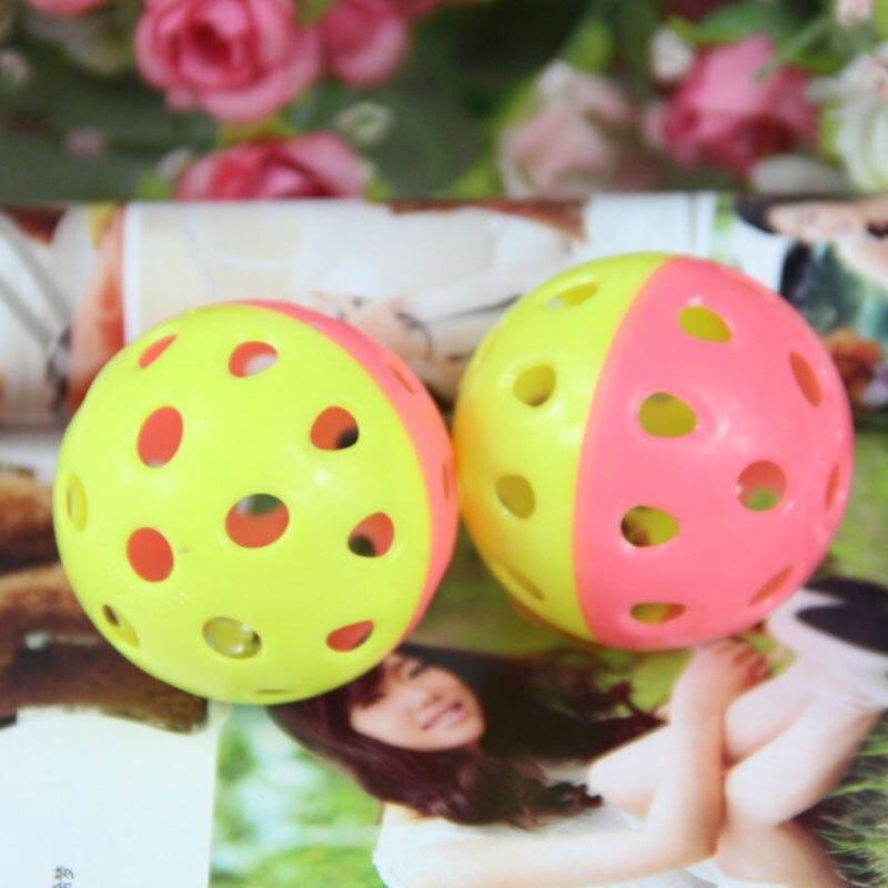 The Cat Funny&Practical Pet Cat Toy Hollow Chew Fun Toys Balls Hogard