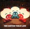 Cute Pig Cartoon Night Light Baby Room Kids Bed Lamp Sleeping Night Lamp Decoration Eyeshield Table Lamp