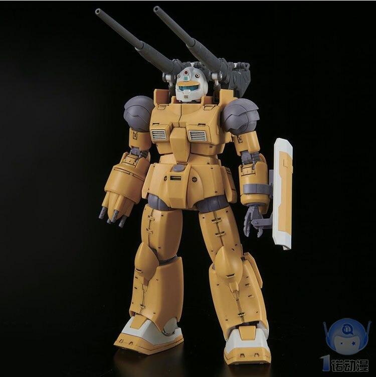 Original Gundam Model RCX 76 01 GUNCANNON Mobility / Firepower Test Type Mobile Suit THE ORIGIN GTO Kids Toys With Holder