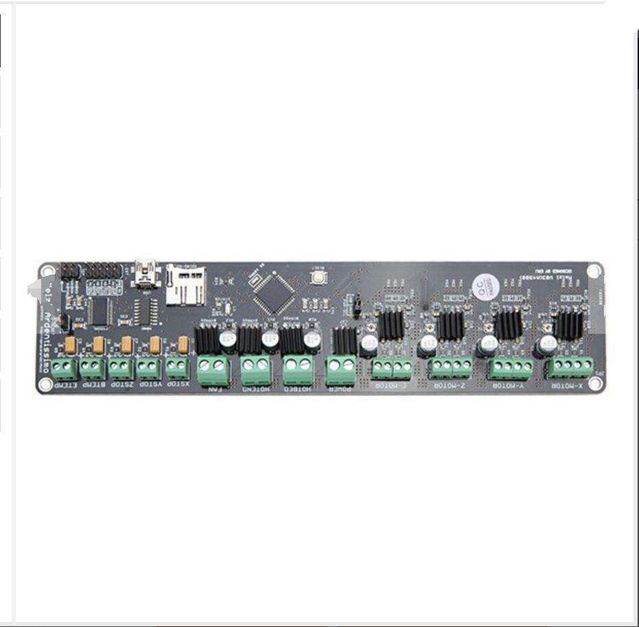 DuoWeiSi 3D Printer Parts Melzi 2.0 Control Board 1284P Prusa I3 Controller Board For 3D Printer